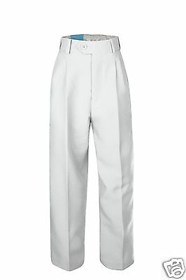 Rational New Boy Toddler Baptism Communion Formal Wedding Party Suits Pants White 4 5 6 7