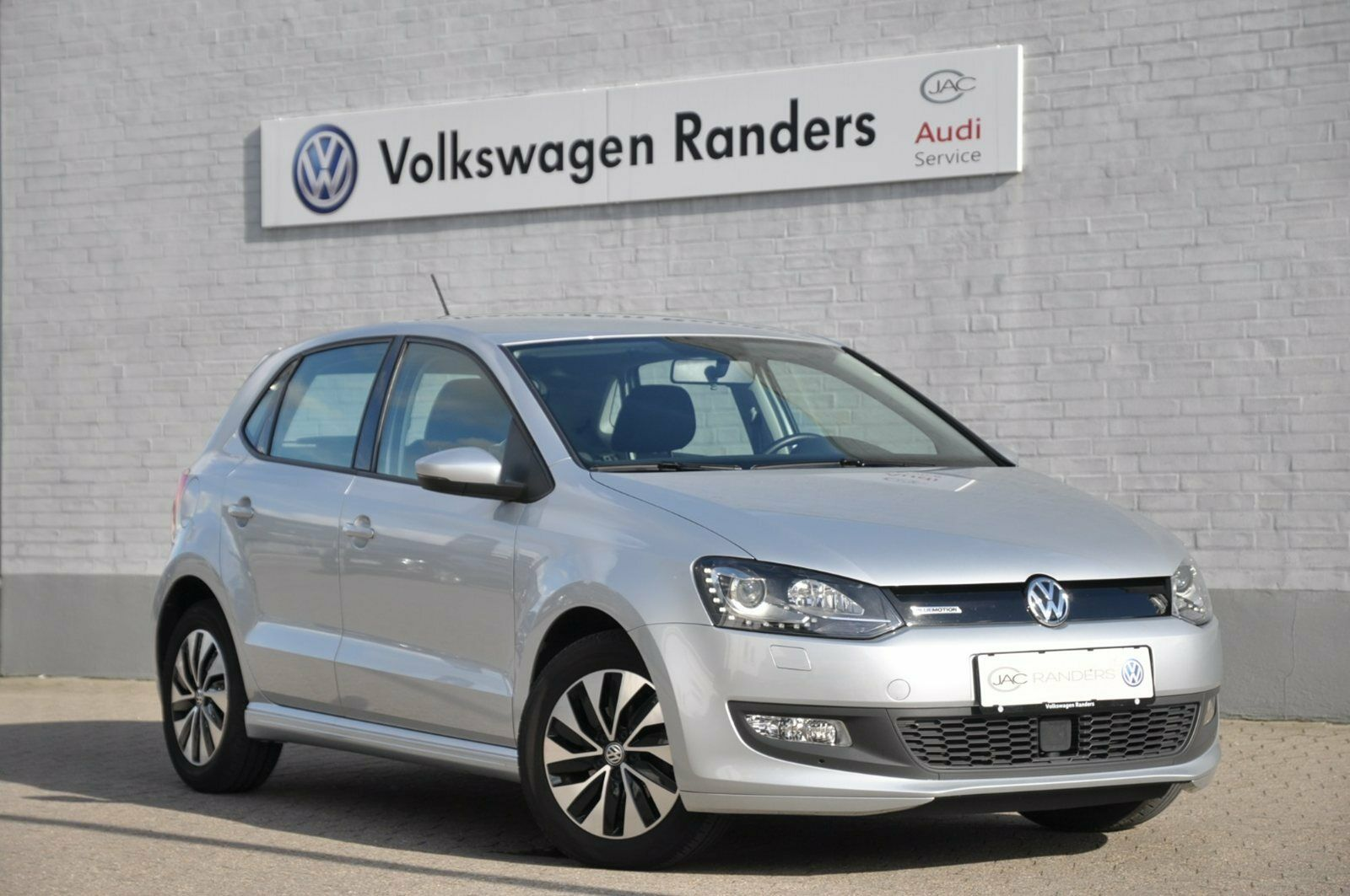 VW Polo 1,0 TSi 95 BlueMotion 5d - 153.580 kr.