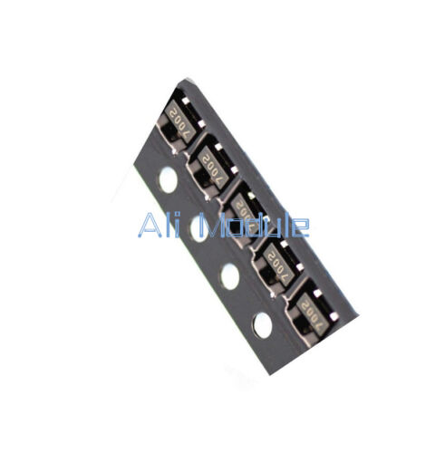 N-Channel 60V 115mA MosFET NEW SMD 50Pcs 2N7002 702 7002 SOT-23