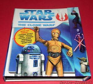Star Wars * The Clone Wars * Funfax * Unused * Diary / Puzzles / Stickers * SuppléMent éNergie Vitale Et Nourrir Yin