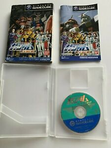 Nintendo-Game-Cube-The-Mobile-Suits-GUNDAM-Pilots-Locus-Japan-JP-Gamecube