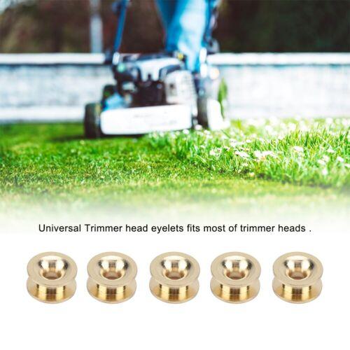 5 PCS Universal Grass Trimmer Head Eyelets Strimmer Cutter Parts Accessories