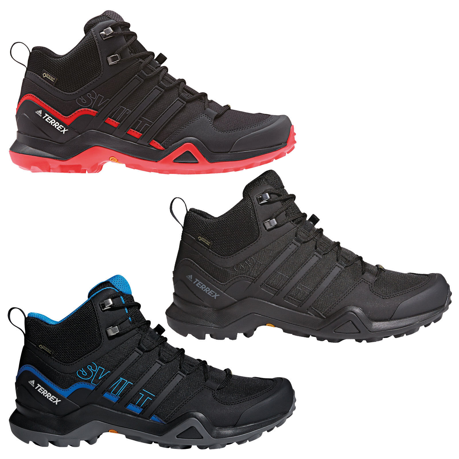 Adidas Performance Terrex Swift R2 Goretex zapatos Trekking hombres zapatos Casual