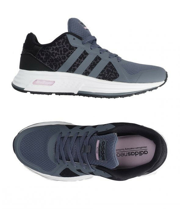 Adidas donne cloudfoam flyer formatori (b74723) croce le scarpe dei formatori flyer formazione 692330
