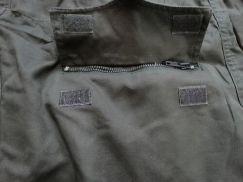 Italienische Feldjacke Feldbluse Gr 50 aus Depot 70-80er Jagdjacke Fieldjacket