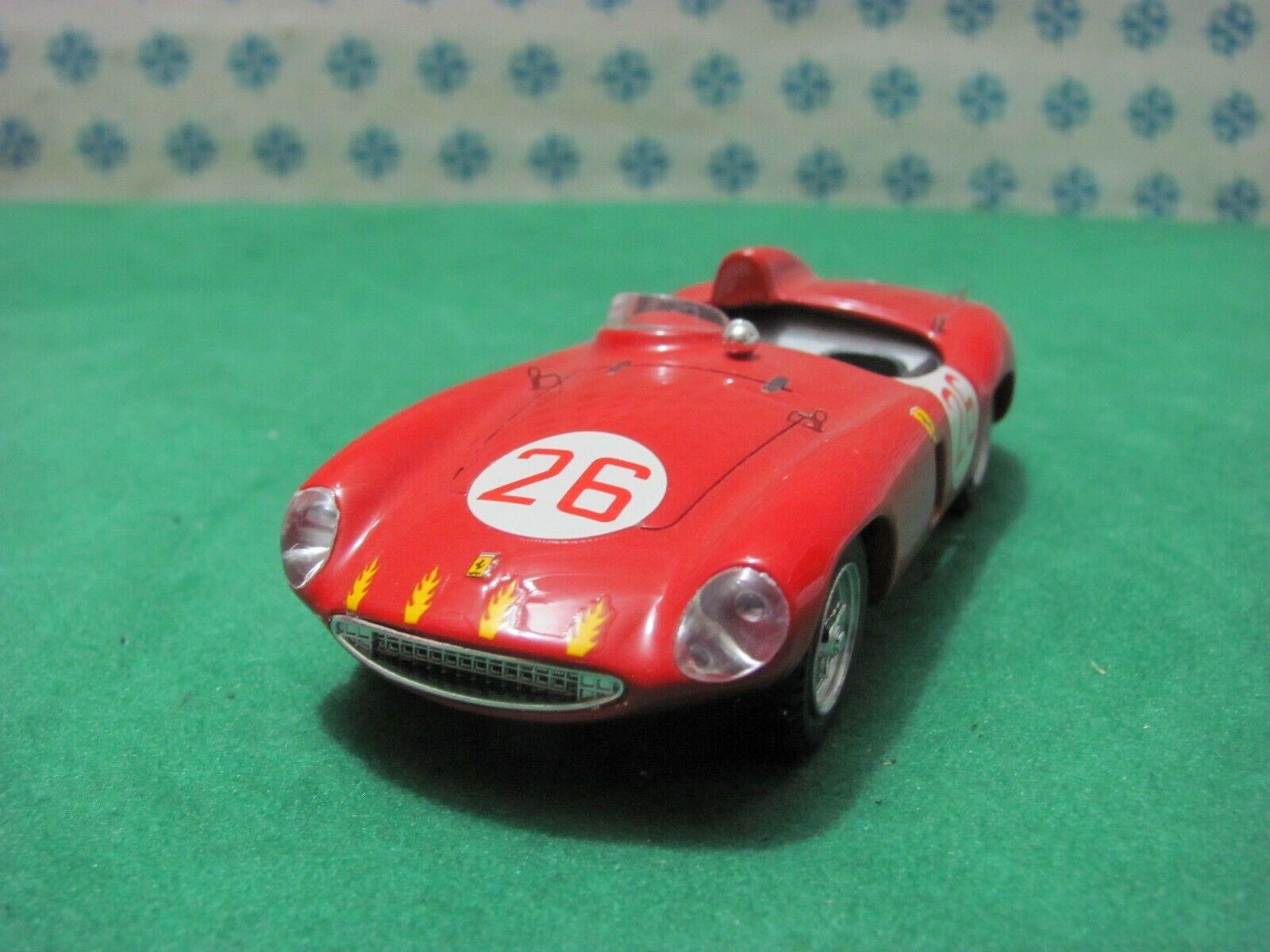 Ferrari 750 Monza 3000cc. Spyder Scaglietti' Sebring 1955   -1 43 Best Model