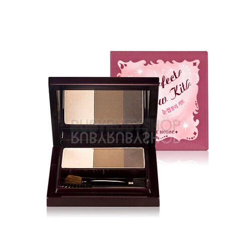 ETUDE HOUSE Perfect Brow Kit - 6g #01 Natural Brown