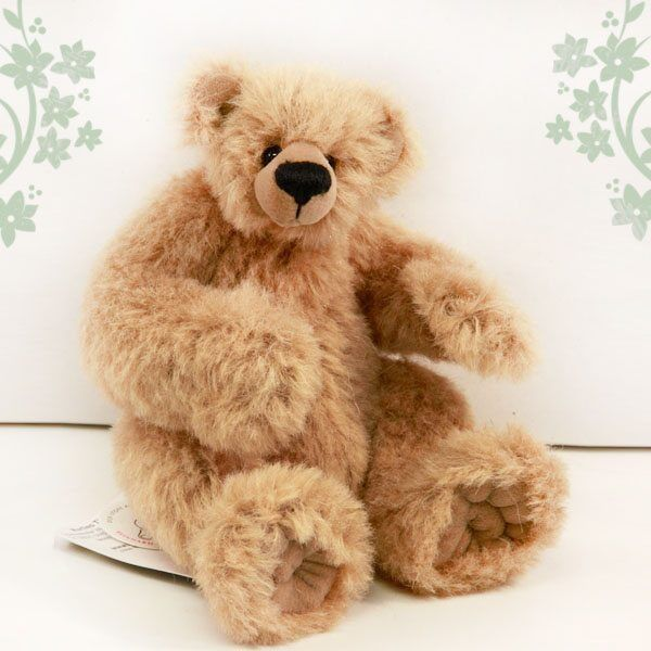 Toffee by Thiele Baeren for Cooperstown Artist Bear Collection