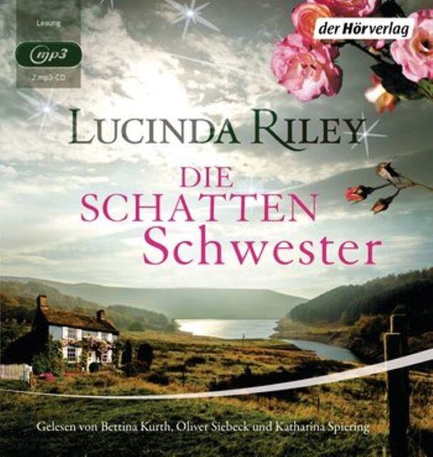 Die Schattenschwester von Lucinda Riley (2016, MP3-Hörbuch)