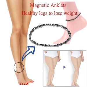 Unisex-Magnet-Gesundheitswesen-Gewichtsverlust-Hand-schlanke-Perlen-Armband