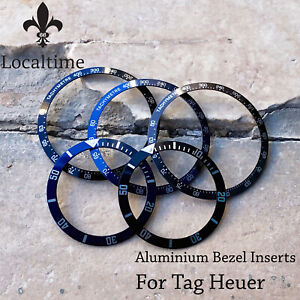 Swiss-Replacement-Bezel-Insert-For-TAG-HEUER-Carrera-amp-1000-Ref-980113-amp-980020