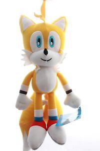 Sonic The Hedgehog Tails Plush Toy Large Ebay