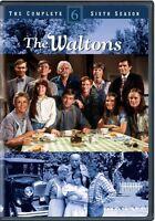 The Waltons Complete Season 6 Sealed 5 Dvd Set