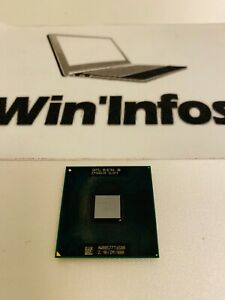 Processeur CPU Intel Pentium AW80577T6500 HP Pavilion DV7-2000 (DV7-2125sf)