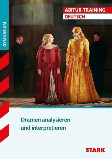 @@ Top Neuwertig Abitur-Training - Deutsch Dramen analysieren und interpretieren
