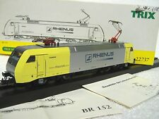 TRIX DC 22737 Siemens RHENUS Dispolok 152 902-3 led lichten (eventueel digitaal)
