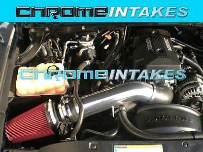 NEW 02 03 04 05 06 CADILLAC ESCALADE 5.3 5.3L//6.0 6.0L COLD AIR INTAKE KIT