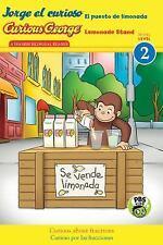 Jorge el curioso El puesto de limonada  Curious George Lemonade Stand (CGTV read