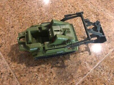 GI Joe Vehicle Bomb Disposal Unit Missile Bomb 1985 Original Part