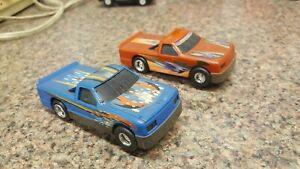 1/43 Artin Trucks Slot Cars