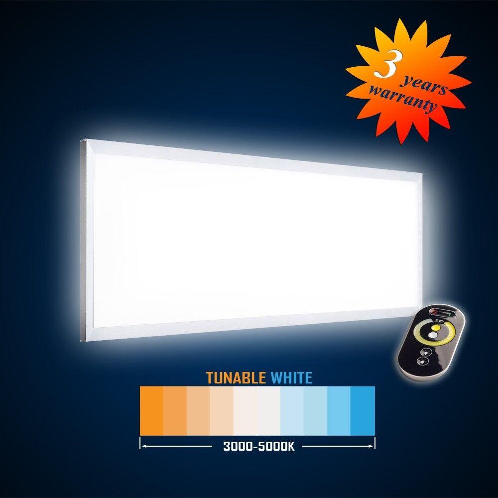 Ultraslim LED Panel 1195x295 42W (S) TUNABLE Weiß (3000-5000K) Dimmbar