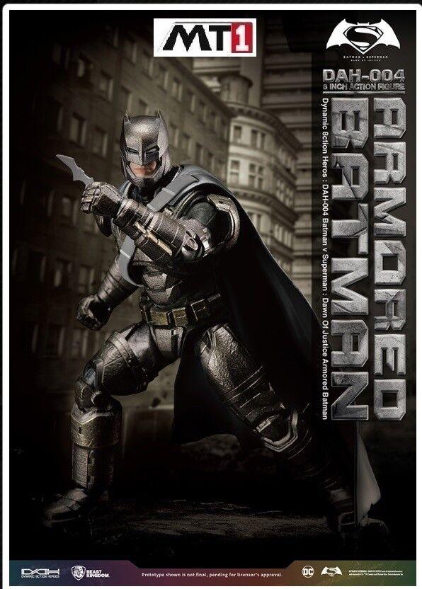 BATMAN-V SUPERMAN ARMOROT BATMAN DAH ACTION-FIGUR
