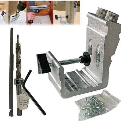Pro Poche Trou Jig Kit Outil Système Woodworking tarière 850 EZ HEAVY DUTY USA