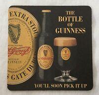 Guinness Extra Stout Coaster Beer Drip Mat