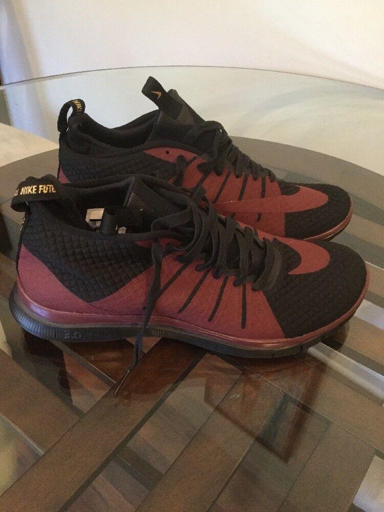 Nike Free Hypervenom 2 FC 747140-006 New 12 Men's Athletic Shoes Size 12 New a82301