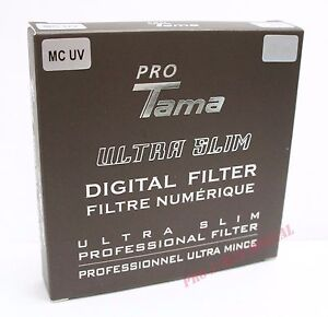ProTama-52mm-Ultra-Slim-MC-UV-Filter-for-Canon-EOS-M2-EF-M-18-55mm-f-3-5-5-6