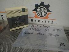 Metrologic Ms700 D1 10 30v Barcode Scanner Used Nice Shape With Warranty