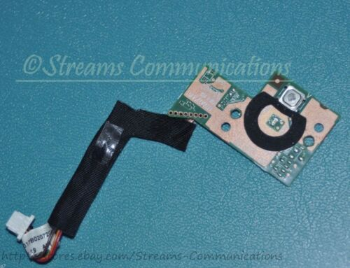 TOSHIBA Satellite A505-S6005 Laptop Power Button Switch Board with Cable