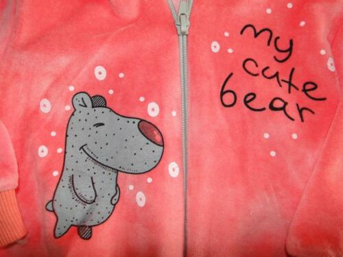 Baby Set Sweatshirtjacke und Hose Mädchen Jungen Kinder Kombination Sweatshirt