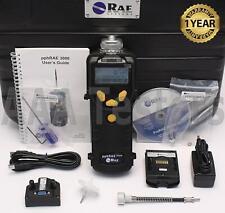 Rae Systems Ppbrae 3000 Pgm7340 Portable Voc Gas Detector Monitor Pgm 7340