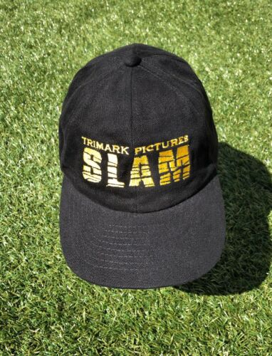 Vintage Slam 1998 Movie Promo Strapback Hat Saul W