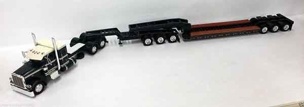 Tonkin 1 53 Escala Modelo Peterbilt 389   BN   600043