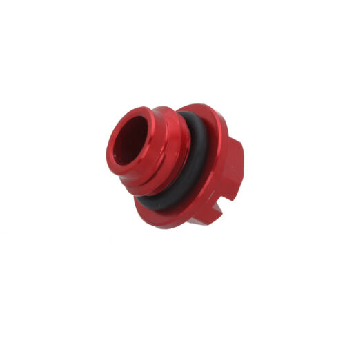 Motorcycle New 6061 Aluminum Clutch Cover Drain Plug For Most Polaris ATV or UTV