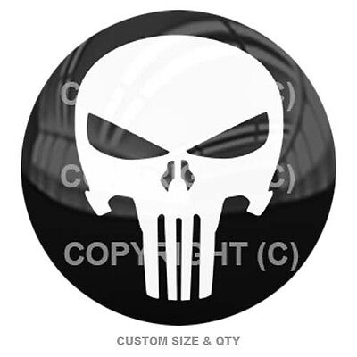 Premium Glossy Round 3D Epoxy Domed Decal Indoor /& Outdoor Use USAF Air Force