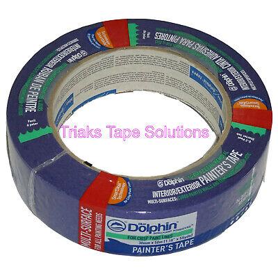 3 x kreppband 50 mm x 50 m malerkrepp Cinta adhesiva Cinta adhesiva cinta de enmascarar crep