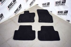original-VW-GOLF-SPORTSVAN-VII-5g-Alfombrillas-para-polvo-negro-Kit-517863011