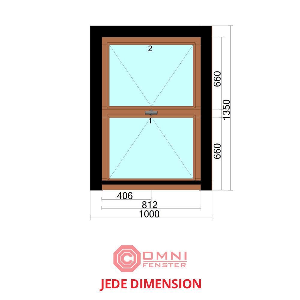Holz Fenster Kiefer Holzfenster 100 x 135cm Holzfenster SUPER PREIS