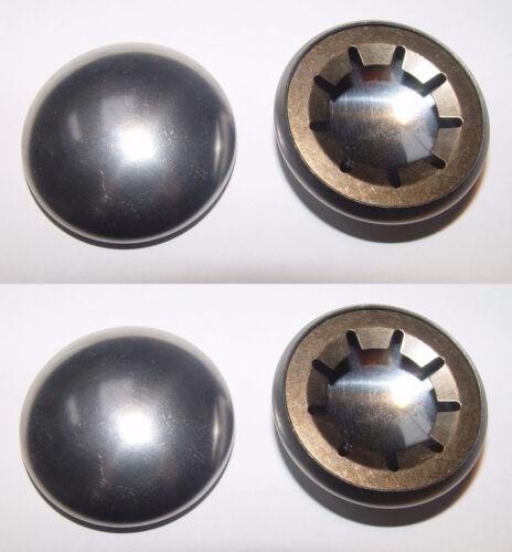 4 Stück Starlockkappe Sicherungsscheibe Sicherungskappe für Achse 20mm