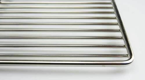 "Edelstahl Grillrost /""Grillclub/"" 26x44,3 30x44,5 45x35 48,8x33 58x30 für Weber"
