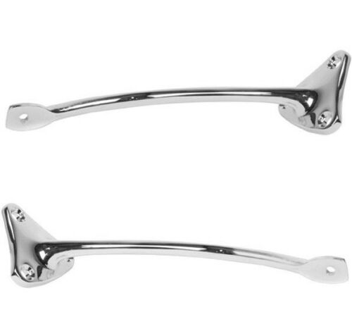 1955~1959 Chevy Pickup Truck Mirror Arm Chrome Outer Exterior Pair 2 Pieces Dii