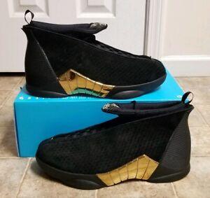 info for 03444 ce396 Image is loading Nike-Air-Jordan-15-Retro-DB-034-Doernbecher-