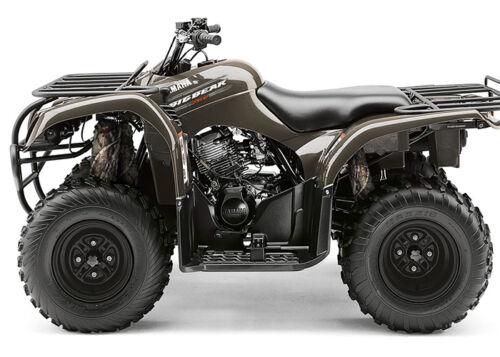 Set of 3 CAMO Hunter Shock Covers Yamaha Big Bear 250 350 400 Kodiak 400 450
