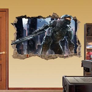 Halo Game Room Decor