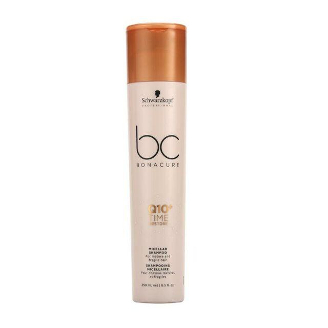 fc1ea13814 Schwarzkopf BC Bonacure Q10 Time Restore Micellar Shampoo 250ml for ...