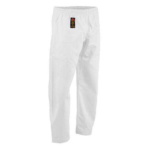 Elastic Drawstring - 55//45 Blend ProForce® Gladiator 6 oz Karate Pant