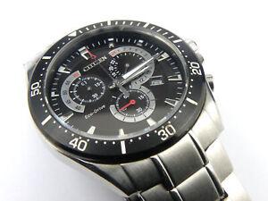 Da-UOMO-ECO-DRIVE-H500-S101662-Citizen-MILITARE-CHRONO-WATCH-100m